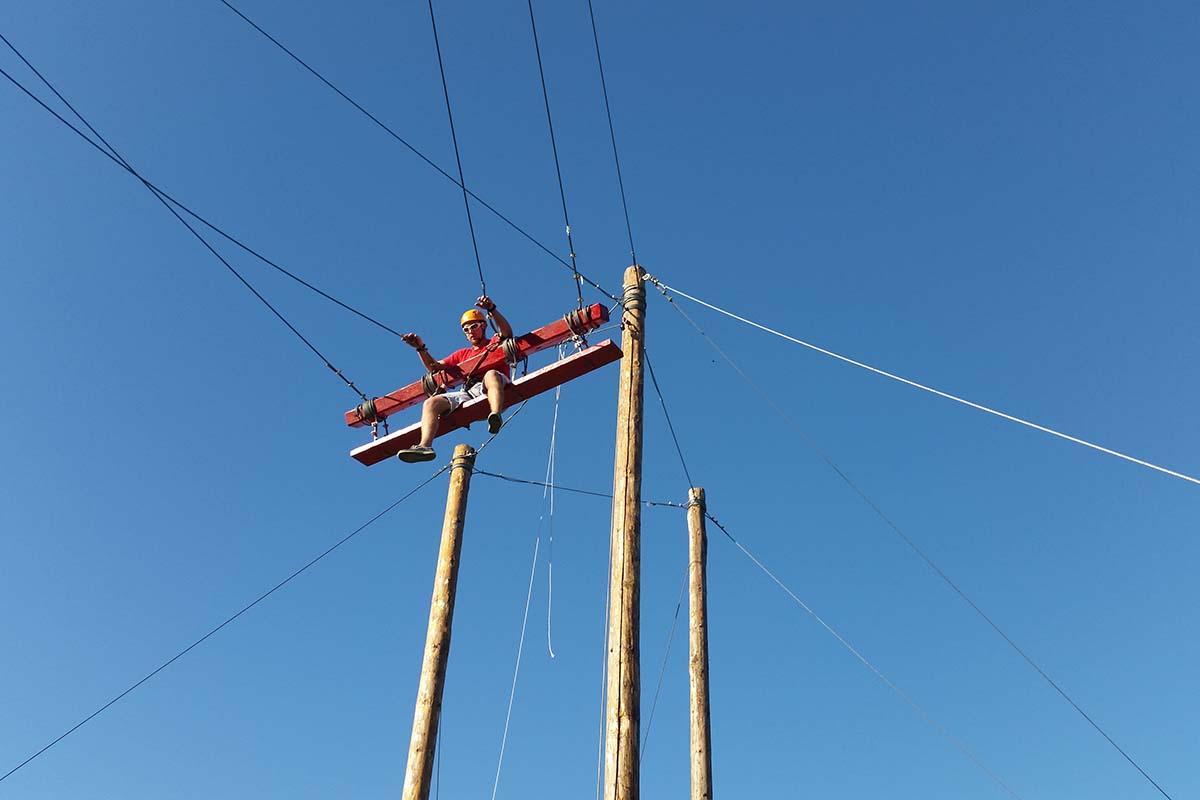 Giant Swing Cadmos Slide 3