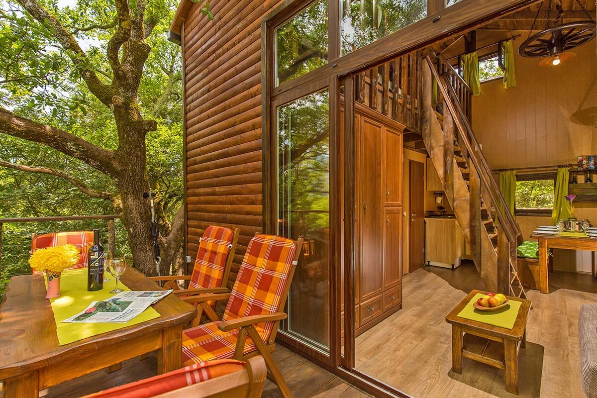 FIrst Treehouse Croatia 2