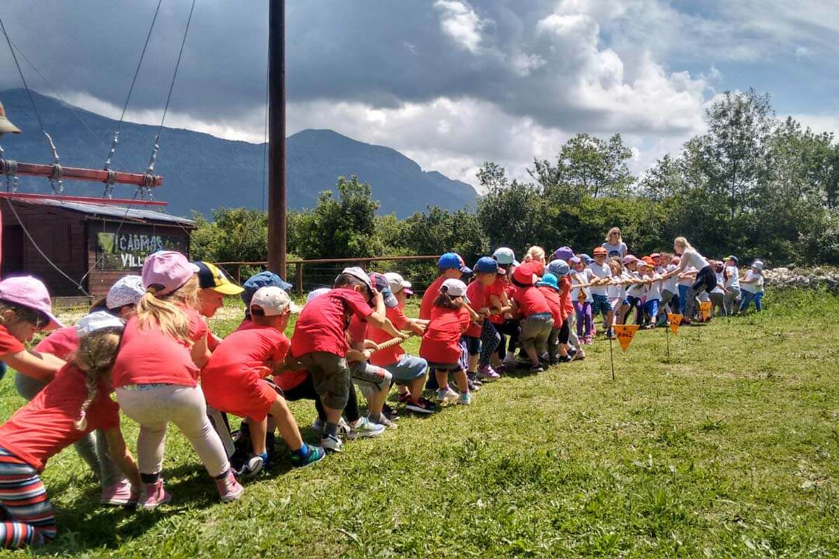 Village Olympics Cadmos slide 4