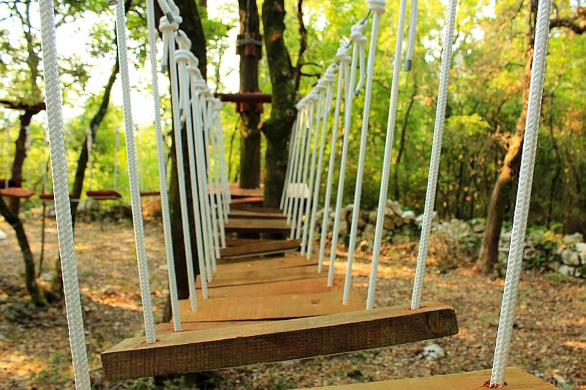 Adventure park Cadmos slide 2