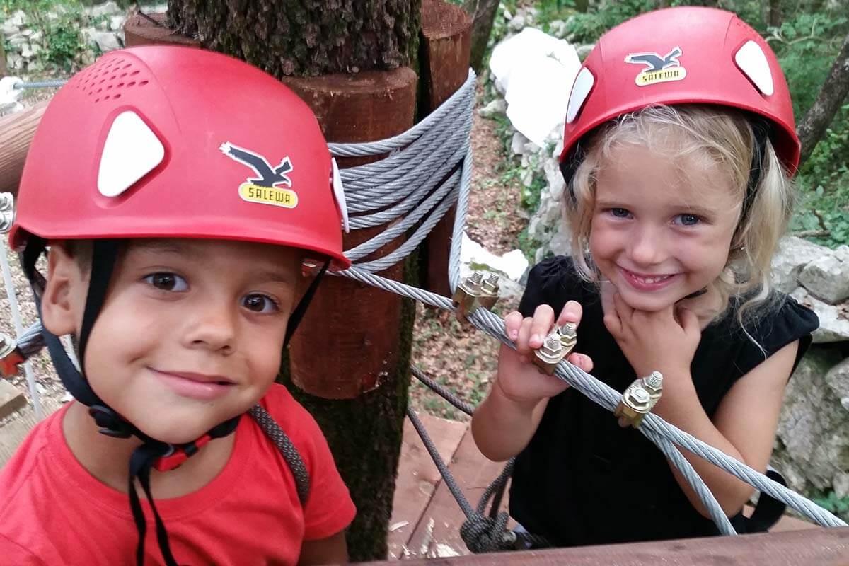Adventure park Cadmos slide 3
