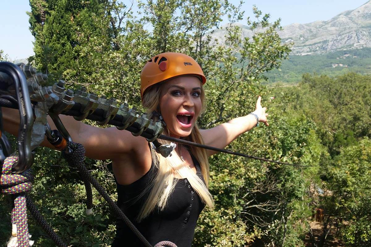Adventure park Cadmos slide 5