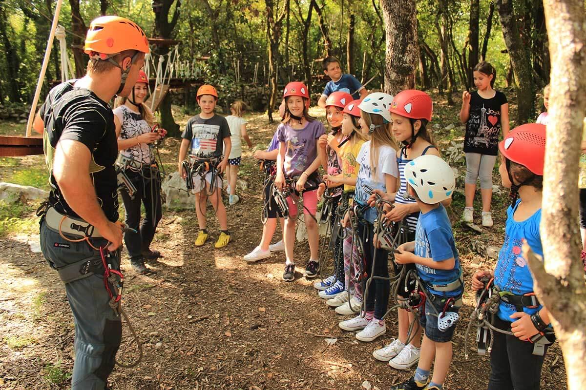 Adventure park Cadmos slide 8