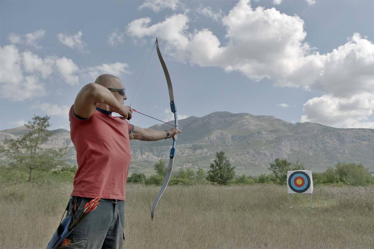 Archery Cadmos slide 1