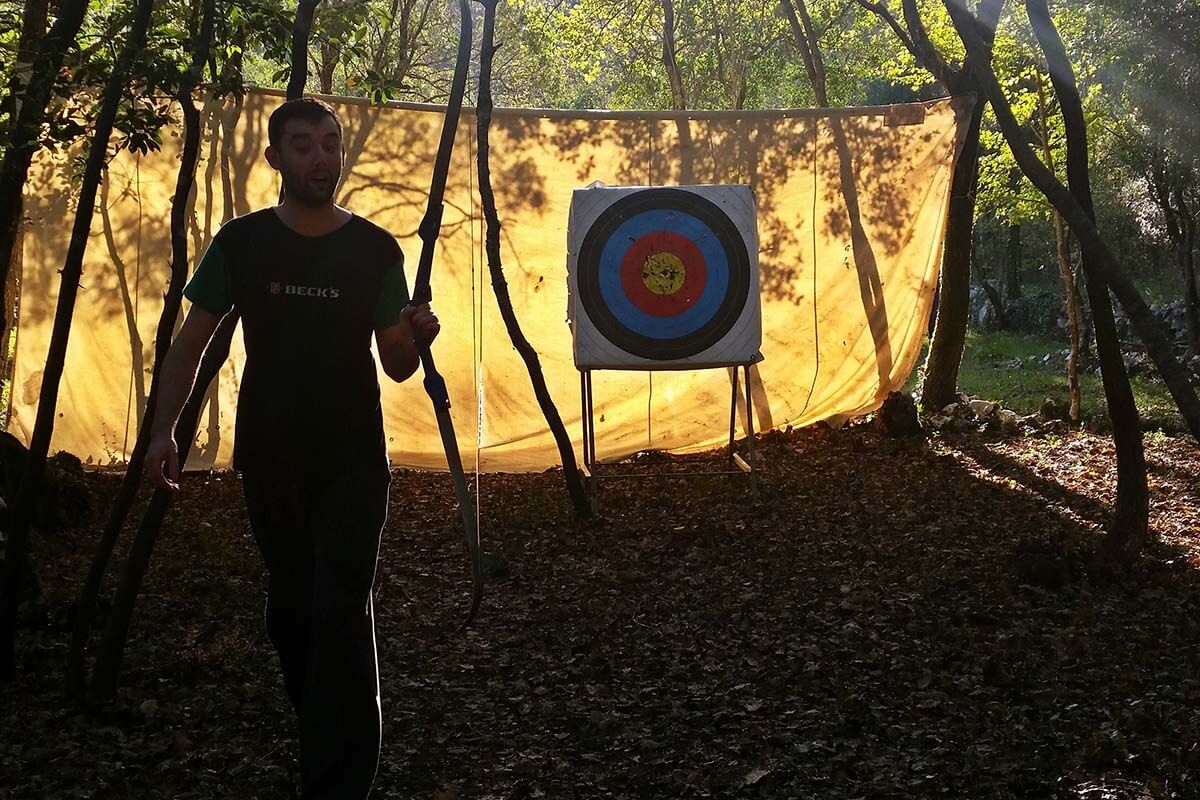 Archery Cadmos slide 3