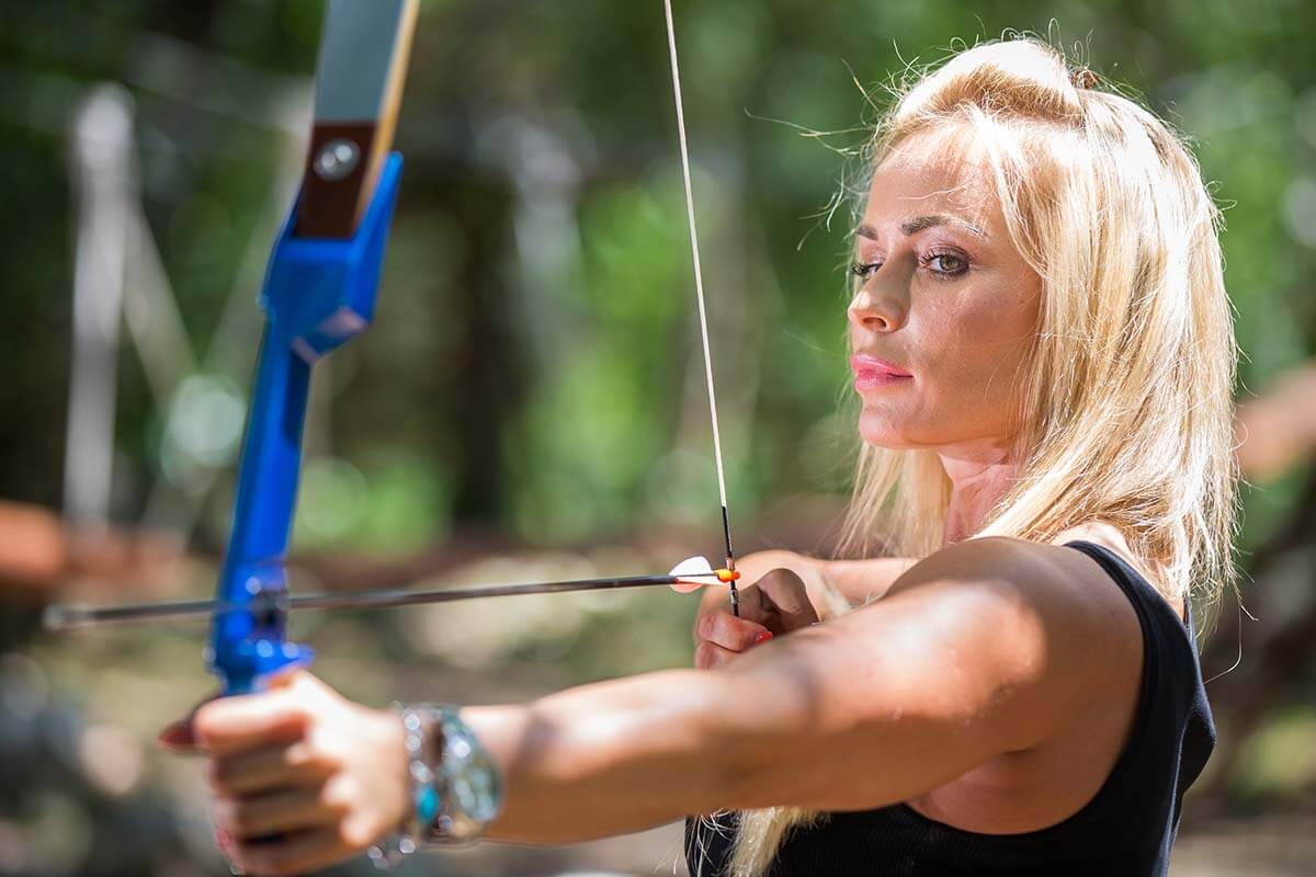 Archery Cadmos slide 4
